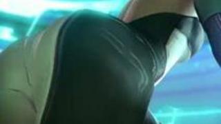 【巨乳動画】ショートのピンク髪がキュート娘が触手に脱がされeroい美巨乳で強制パイズリ – パイオツドウガ見放題