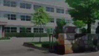 エロアニメ 美少女 コスプレ 図書館 過激