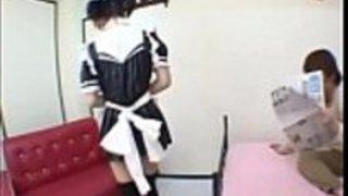 星野ゆきちゃんはおもしろい猫とお尻のおもちゃを大好き
