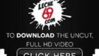 LECHE 69 Blondieのアナルクリームパイ