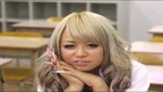【相葉レイカごっくん】優等生なHな制服の彼女黒ギャル女子校生の、相葉レイカのごっくん口内射精フェラプレイがエロい。