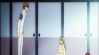 若い無邪気な女の子が最初の性的体験を得ます -  Hentai.xxx