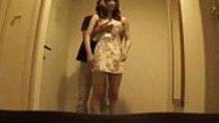 日本のガールフレンドホテルベストセックス - もっとElitejavhd.comで